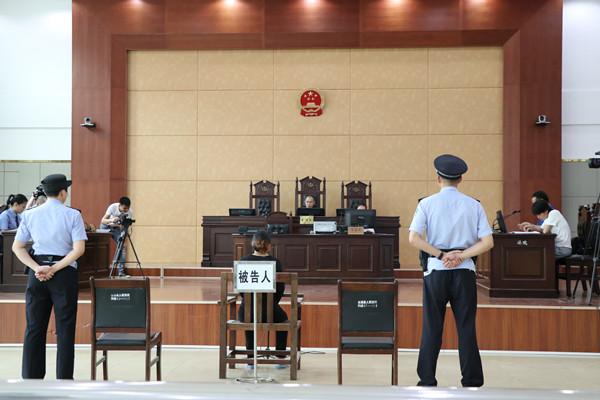 """合浦县人民法院公开开庭审理首例""""拒执罪""""案件"""
