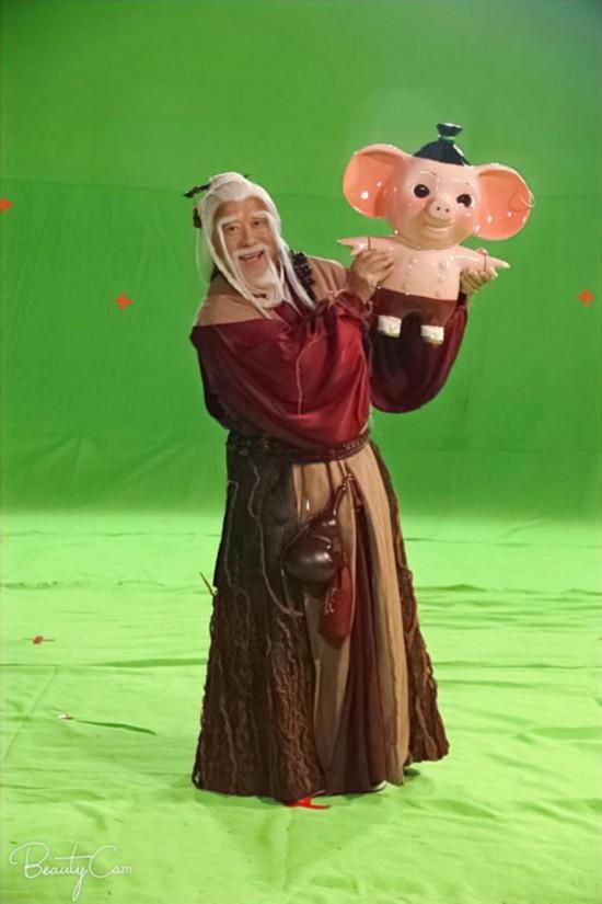 神话喜剧《八戒传说》定档 大年初一笑迎农历猪年