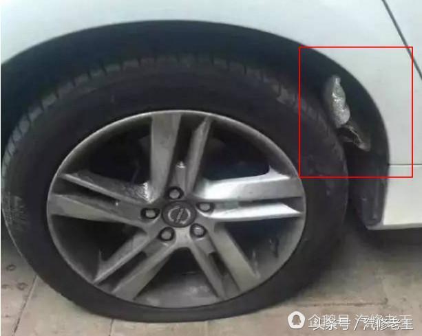 老司机说车胎被扎是常有的事情,但要是被这东西扎,心