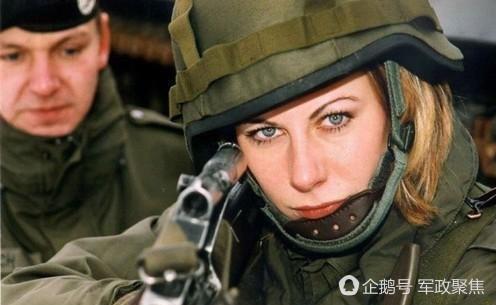 美国女兵部队真是生活照片,秒杀:韩国,日本,朝鲜女兵!