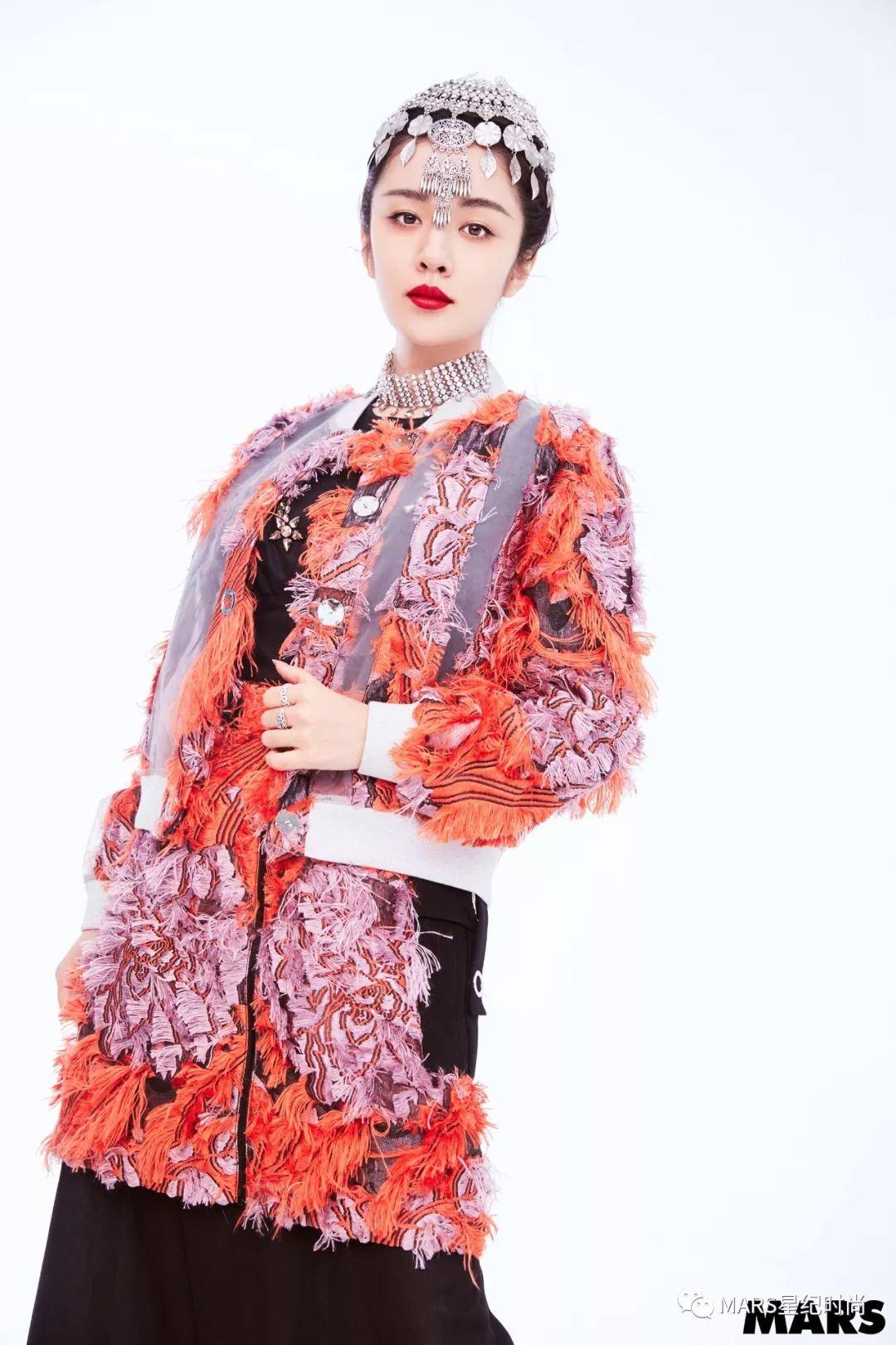 MARS星纪一派王晓晨--我的风格v一派时尚性感写真张小斐图片