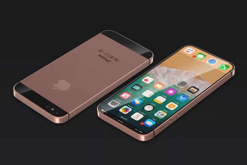 苹果新机曝光:5.8 寸 iphone x 或成绝唱,iphone se 2