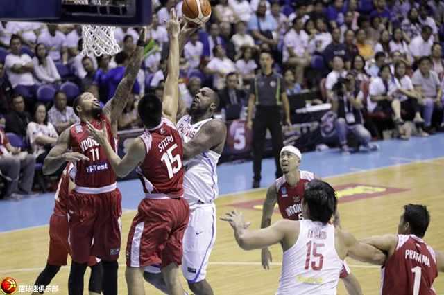 菲律宾男篮全胜拿下东南亚锦标赛冠军,MVP布拉切成最大赢家!