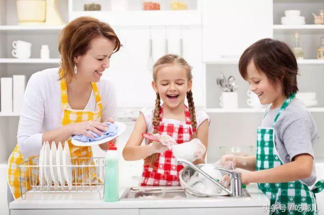 我每天不按照这样的方法洗碗,媳妇就揍我一次! - 后花园网文 - 趣味生活