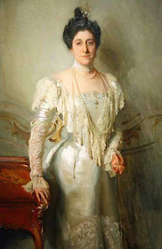 萨金特(john singer sargent,1856-1925)美国肖像画家.