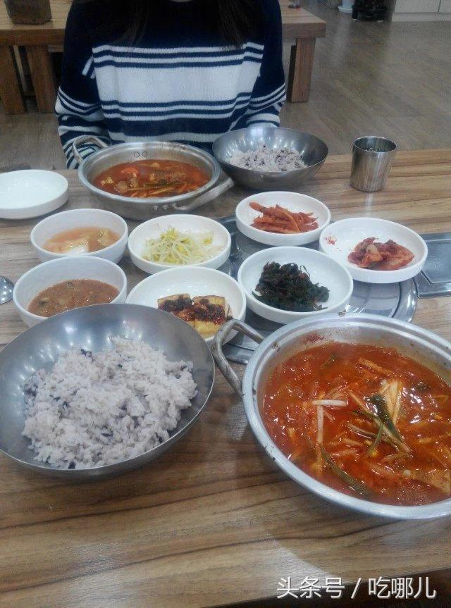 韩国现实生活中的饮食真的跟韩剧里一样吗?简直就是骗人的! - 后花园网文 - 趣味生活