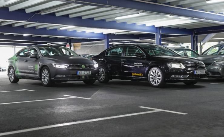 激光雷达、无人小巴和自主泊车,大陆在法兰克福亮出自动驾驶三大件 - 后花园网文 - 科技新闻