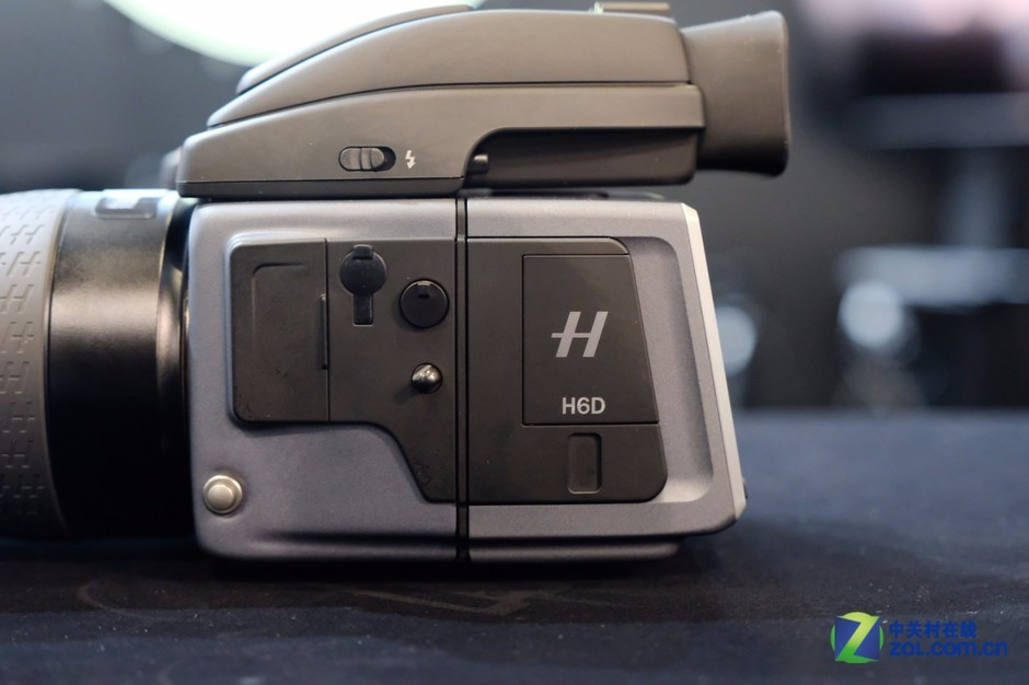 CP+2018 哈苏展示4亿像素H6D中画幅相机