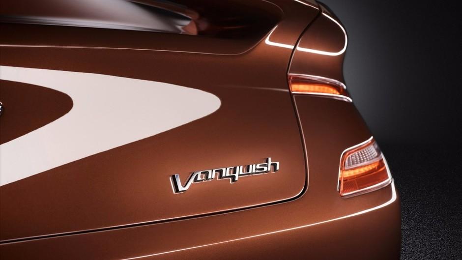 英伦风范 阿斯顿·马丁V12 Vantage图赏